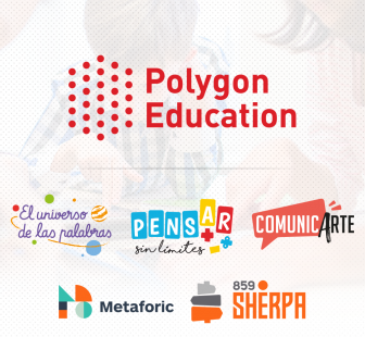 Nueva Identidad de Polygon Education.